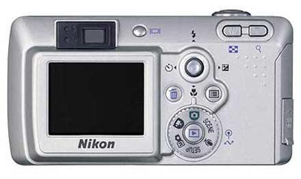 Digitální fotoaparát Nikon CoolPix 3700