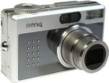 Digitální fotoaparát BenQ DC-C50