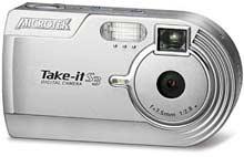 Digitální fotoaparát Take-IT S3