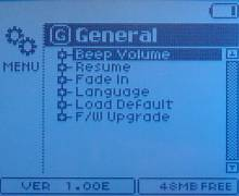 iGP-100 LCD