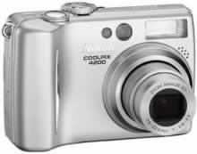 Digitální fotoaparát Nikon Coolpix 4200