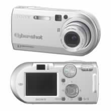 Digitální fotoaparát Sony Cyber-Shot P-100