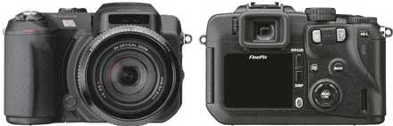 Digitální fotoaparát Fujifilm Finepix S20 Pro