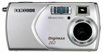 Digitální fotoaparát Samsung Digimax 202