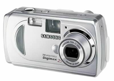Digitální fotoaparát Samsung Digimax 250