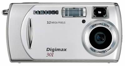 Digitální fotoaparát Samsung Digimax 301
