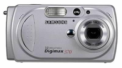 Digitální fotoaparát Samsung Digimax 370