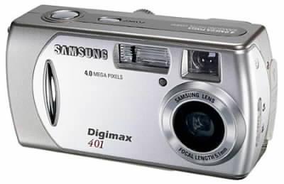 Digitální fotoaparát Samsung Digimax 401