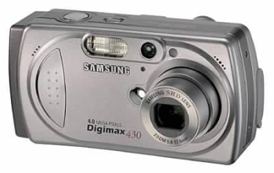Digitální fotoaparát Samsung Digimax 430