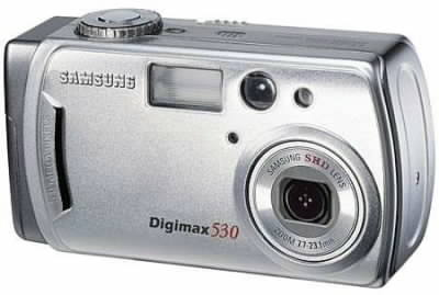 Digitální fotoaparát Samsung Digimax 530