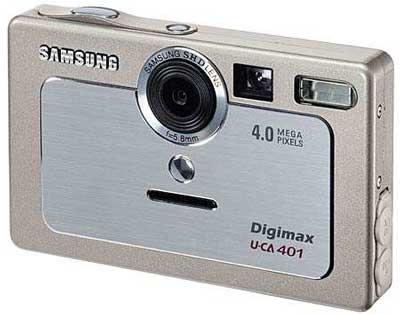 Digitální fotoaparát Samsung Digimax UCA-401
