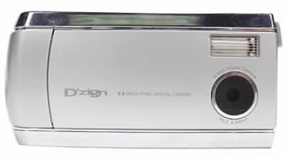 Digitální fotoaparát D'zign DZ 338