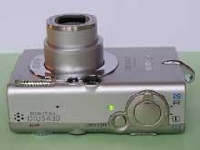 Digitální fotoaparít Canon Ixus 430