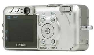 Digitální fotoaparát Canon PowerShot S60