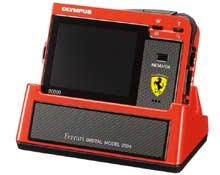Digitální fotoaparát Olympus Ferrari Digital Model 2004