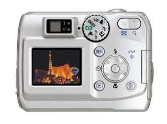 Digitální fotoaparát Nikon Coolpix 4100
