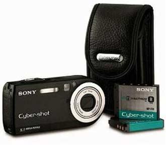 Digitální fotoaparát Sony CyberShot P120