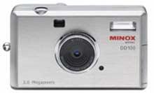 Digitální fotoaparát Minox DD100