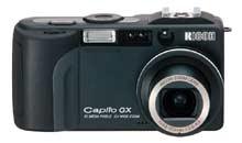 Digitální fotoaparát Ricoh Caplio GX
