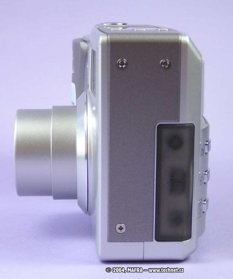Digitální fotoaparát Hewlett-Packart PhotoSmart 735