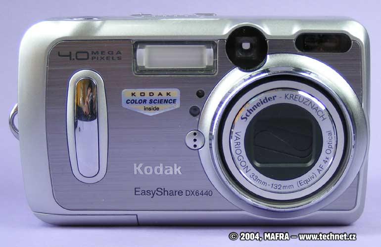 Digitální fotoaparát Kodak EasyShare DX6440