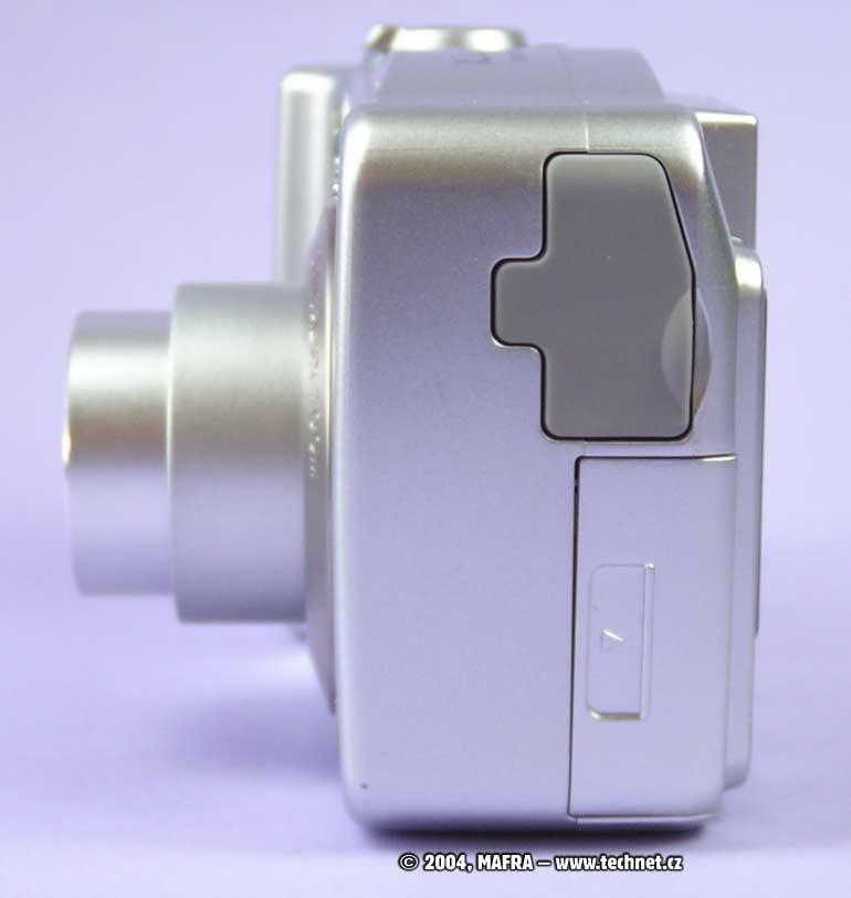 Digitální fotoaparát Panasonic Lumix DMC-LC50EG