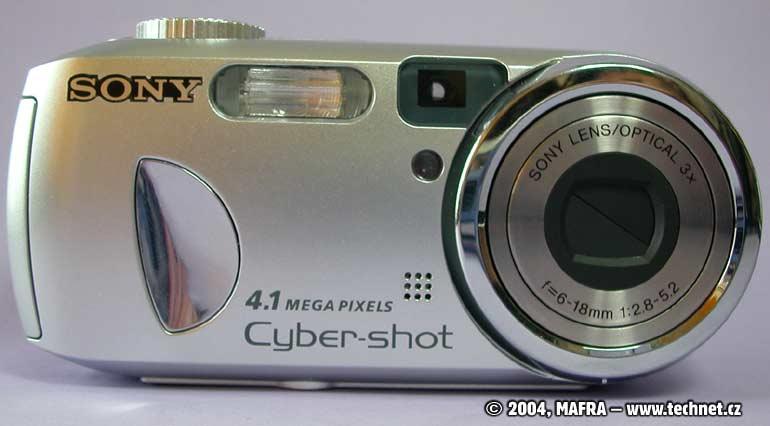 Digitální fotoaparát Sony CyberShot DSC-P73