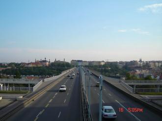 Snímek z digifoto Sony DSC P73