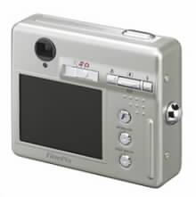 Digtální fotoaparát Fujifilm Finepix F450 a F440