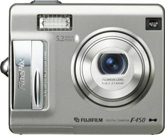 Digtální fotoaparát Fujifilm Finepix F450