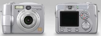Digitální fotoaparát Panasonic Lumix DMC-FC80