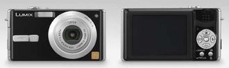 Digitální fotoaparát Panasonic Lumix DMC-FX7