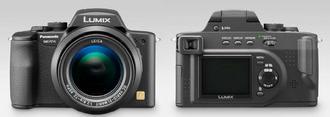 Digitální fotoaparát Panasonic Lumix DMC-FZ15