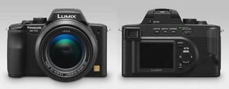 Digitální fotoaparát Panasonic Lumix DMC-FZ20