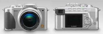 Digitální fotoaparát Panasonic Lumix DMC-FZ3