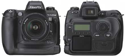 Digitální fotoaparát Fujifilm Finepix S3 Pro