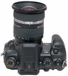 Digitální fotoaparát Konica Minolta Dynax 7D