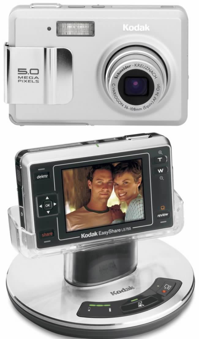 Digitální fotoaparát Kodak EasyShare LS755