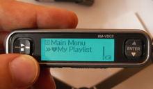 Dálkové ovládání přehrávače Sony Vaio Pocket VGF-AP1
