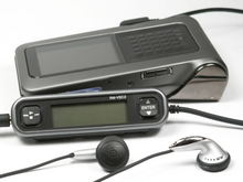 Přehrávač Sony Vaio Pocket VGF-AP1