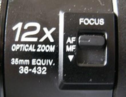 Dimage Z3 vs Panasonic Lumix FZ