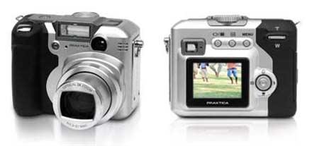 Digitální fotoaparát Praktika Luximedia 5003