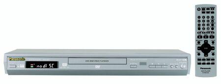 Panasonic DVD-S27