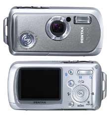 Digitální fotoaparát Pentax Optio WR