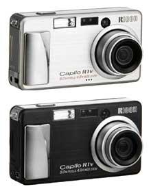 Digitální fotoaparát  Ricoh Caplio R1V