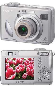 Digifoto Sony Cyber-shot DSC-W5