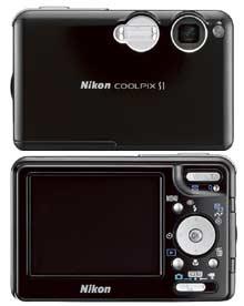 Digitální fotoaparát Nikon Coolpix S1