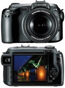 Digitální fotoaparát Samsung Digimax Pro 815