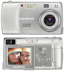 Digitální fotoaparát  Olympus Camedia C-315Z