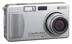 Digitální fotoaparát  Ricoh Caplio R2S